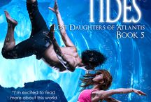 Atlantis Glacial Tides / Atlantis Glacial Tides, Lost Daughters of Atlantis Book 5