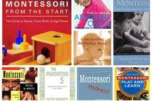 Montessori literatura