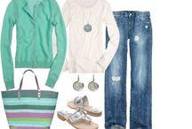 Beautiful things to wear!!  / by Wendy Burns Dalton