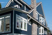 House exterior colour