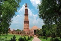 Qutb Minar and its Monument