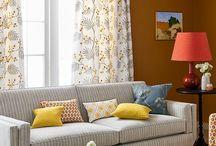 Tekstiler klæder rum / Find inspiration til dine nye gardiner. Alle Fischers designs leveres fra danske og internationale kvalitetsbrands.