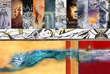 ¨Murales diseñados¨. es una forma de pensar el muralismo desde la óptica del diseño.