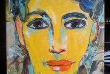 Schilderijen marita ter hark
