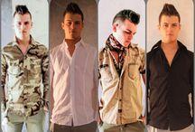 Camicia Uomo / Le nostre #camicie da uomo #classiche o #militare voi quale preferite?