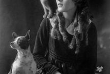 Vintage Actress / Mary Pickford