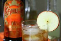 Fall drinks/Halloween drinks / by Dannette Morehouse