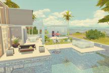 Casas Sims 4