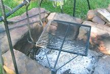 Camp Cooking Recipes / Food tastes better outdoors. Camping cooking ideas.