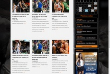 Bilbaobasket / Aqui mostramos nuestro ultimo trabajo Web Bilbaobasket, en colaboracion con la Colmena y ByVapp.