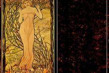 Symbolism and Art Nouveau