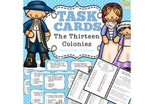 Task Cards - History