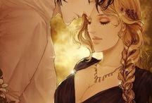 """""""Alguien te quiere, alguien te espera.."""" / """"Alguien te quiere, alguien te espera, alguien te sueña y tú no sabes que soy yo. Alguien te piensa constantemente, alguien te busca y por fin te encontró.  Alguien te ama y alguien soy yo!.."""" ℒ◯ѵ€"""