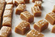 Fall sweet recipes / Caramels