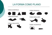 EL PLANO_fundamentos del diseño / Tema: ESPACIOS URBANOS EXTERIORES