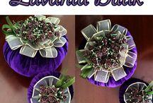 Düğün için hediyelik / Lavandersachet,lavanderbags,wedding