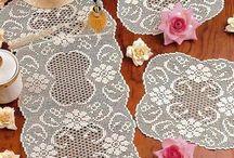 Crochet juegos de tapetes