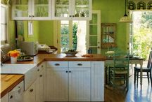 Kitchens / by Carrie
