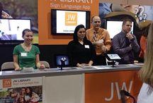 JW.org: Sign Language / deaf / blind