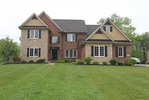 Beautiful Home Exteriors / by Sibcy Cline Realtors