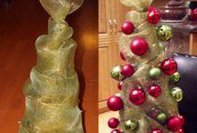 Karácsonyidísz-készítés