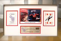 Formula One / Formula One drivers supporting StarCards since 2004