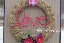 Wreaths & Mason Jars / by Laura Moser-Shirley