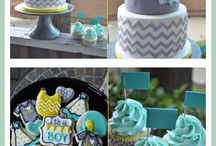 holly's baby shower / by Laura Blevins