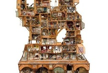 Small World / Modeling, Diorama... everything scaled down and mind blowing I can find