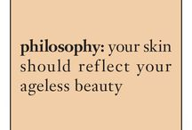 makeup that loves your skin / let the world see you, not your makeup.  / by philosophy