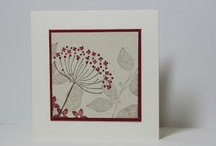 Cards, Summer Silhouettes / by Susan Scully