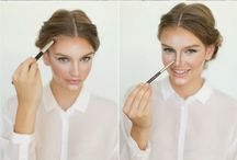 Makeup / Makeup ideas and tips