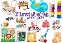 Gifts 1 year old