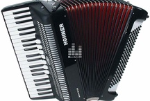 Accordeon / by Wilma van Oostenbrugge