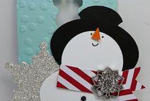 snowman stamp camp