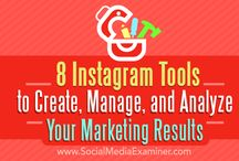 Instagram / Tools, Hints and Tips to get the most from your Instagram account
