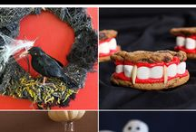 Halloween DIY / Getting ready for Halloween? Here are some of our favorite Halloween ideas.