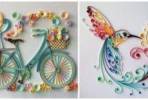 Paperolle Quilling