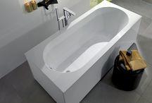 Сантехника. Выберите конструкцию ванны, унитаза,  тип смесителей