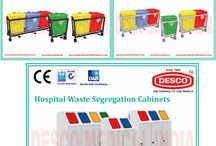 Waste Segregation Trolleys