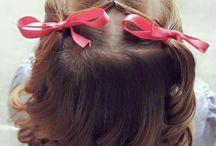 peinados para bebés