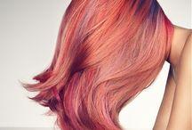 Hair colors & styles / by Vicki Hoagland