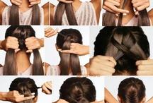 peinados o cosas divertidas
