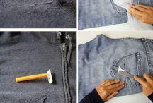 Cloths tips