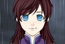 Lucy Fu / Pin board for my Story Character/Rp Character, Lucy.