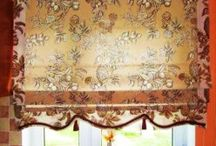curtains / about creating curtains and valances