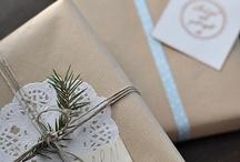 Gift box / Bag Ideas