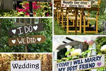 Wedding decorations / by Angel Meyer