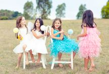 Fun Kids Photography - Girls party dresses