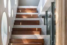 Escalera Fachada
